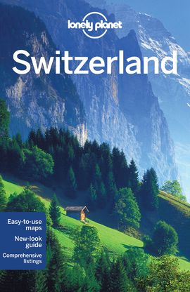 SWITZERLAND -LONELY PLANET