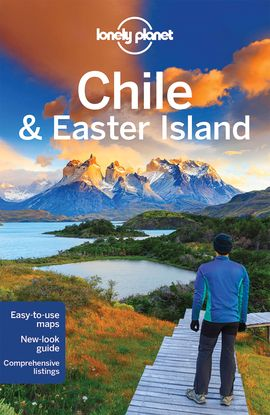 CHILE & EASTER ISLANDS -LONELY PLANET