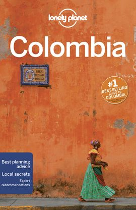 COLOMBIA -LONELY PLANET