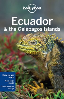 ECUADOR & THE GALAPAGOS ISLANDS -LONELY PLANET