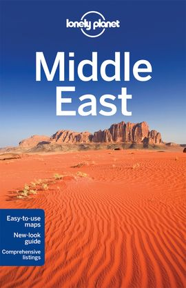 MIDDLE EAST -LONELY PLANET