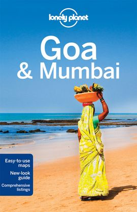 GOA & MUMBAI -LONELY PLANET