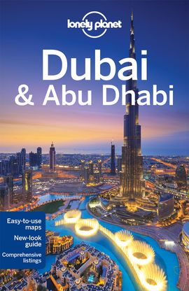 DUBAI & ABU DHABI -LONELY PLANET