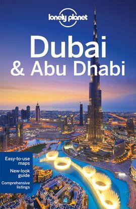 DUBAI & ABU DHABI -LONELY PLANET