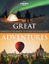 GREAT ADVENTURES -LONELY PLANET