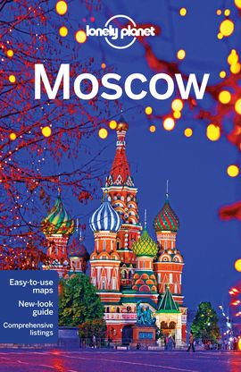 MOSCOW -LONELY PLANET