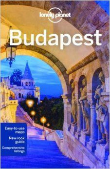 BUDAPEST -LONELY PLANET