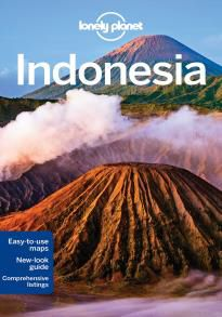 INDONESIA -LONELY PLANET