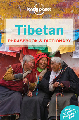 TIBETAN PHRASEBOOK & DICTIONARY -LONELY PLANET