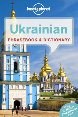 UKRAINIAN PHRASEBOOK & DICTIONARY -LONELY PLANET