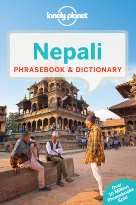 NEPALI. PHRASEBOOK & DIACTIONARY -LONELY PLANET