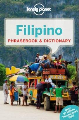 FILIPINO (TAGALOG) PHRASEBOOK & DICTIONARY -LONELY PLANET