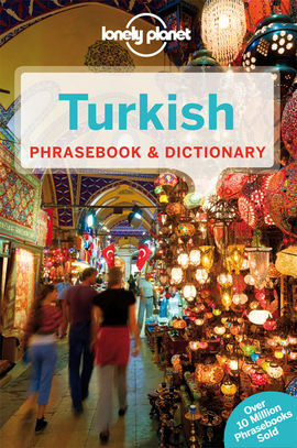 TURKISH. PHRASEBOOK & DICTIONARY -LONELY PLANET