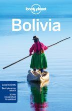 BOLIVIA -LONELY PLANET