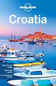 CROATIA -LONELY PLANET