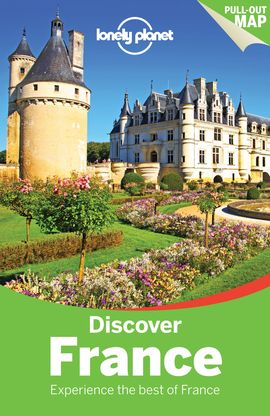 FRANCE. DISCOVER -LONELY PLANET