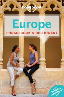 EUROPE. PHRASEBOOK & DICTIONARY -LONELY PLANET