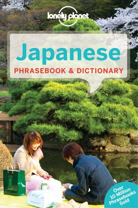 JAPANESE. PHRASEBOOK & DICTIONARY -LONELY PLANET