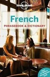 FRENCH. PHRASEBOOK & DICCTIONARY -LONELY PLANET