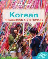 KOREAN. PHRASEBOOK & DICTIONARY -LONELY PLANET