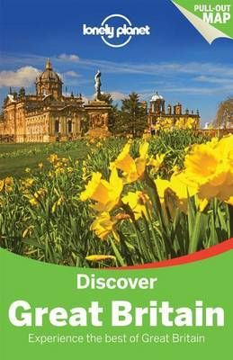 GREAT BRITAIN. DISCOVER -LONELY PLANET