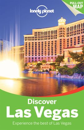 LAS VEGAS. DISCOVER -LONELY PLANET