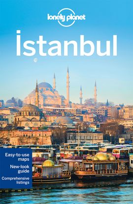 ISTANBUL -LONELY PLANET
