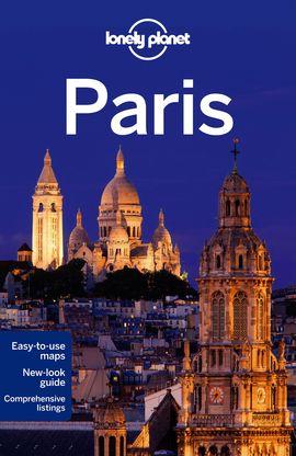 PARIS -LONELY PLANET