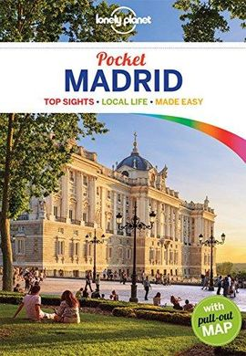 MADRID, POCKET -LONELY PLANET