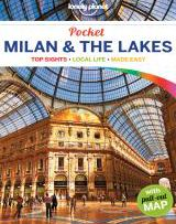 MILAN & THE LAKES, POCKET -LONELY PLANET