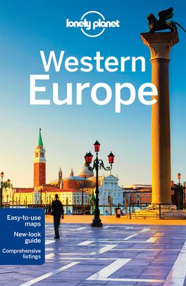 WESTERN EUROPE -LONELY PLANET