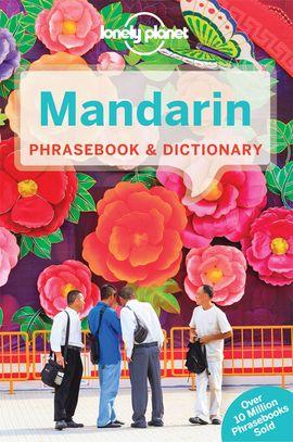 MANDARIN. PHRASEBOOK & DICTIONARI -LONELY PLANET