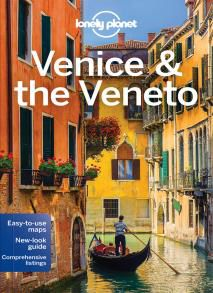 VENICE & THE VENETO -LONELY PLANET