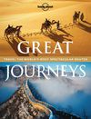 GREAT JOURNEYS (PAPERBACK) -LONELY PLANET