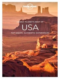 USA, BEST OF -LONELY PLANET