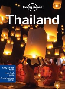 THAILAND -LONELY PLANET