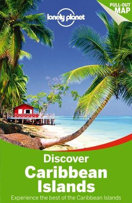 CARIBBEAN ISLANDS. DISCOVER -LONELY PLANET