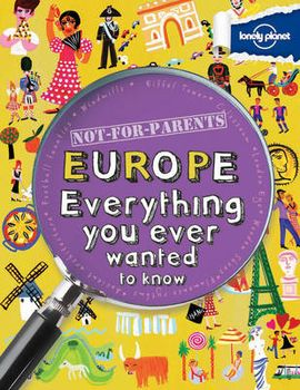 EUROPE. NOT FOR PARENTS -LONELY PLANET