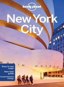 NEW YORK CITY -LONELY PLANET