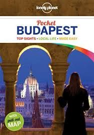 BUDAPEST. POCKET GUIDE -LONELY PLANET