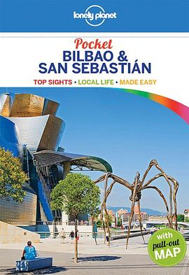 BILBAO & SAN SEBASTIAN. POCKET -LONELY PLANET