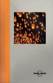 LANTERNS. LARGE NOTEBOOK -LONELY PLANET