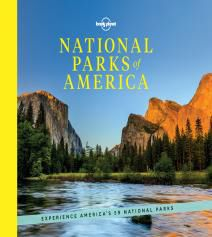 NATIONAL PARKS OF AMERICA -LONELY PLANET