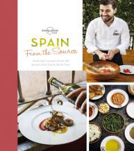 FROM THE SOURCE SPAIN -LONELY PLANET