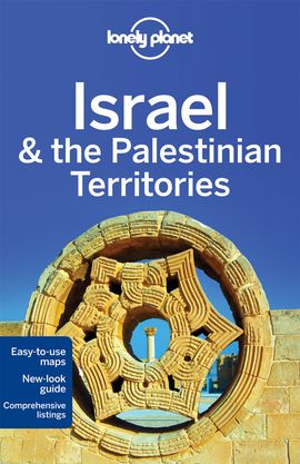 ISRAEL & THE PALESTINIAN TERRITORIES -LONELY PLANET