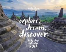 2017 LONELY PLANET DAILY DESK CALENDAR