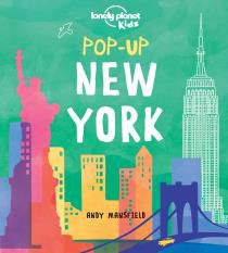 POP-UP NEW YORK -LONELY PLANET