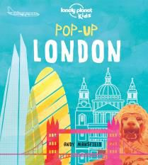POP-UP LONDON -LONELY PLANET