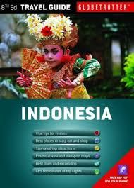INDONESIA (GUIDE & MAP) -GLOBETROTTER TRAVEL PACK