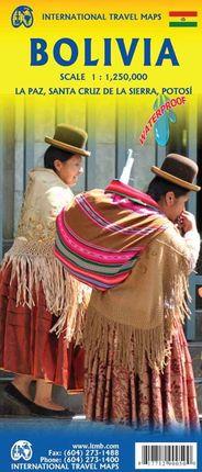 BOLIVIA 1:1.400.000 -ITMB